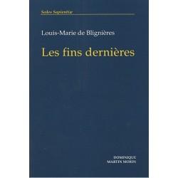 Les fins dernières - Louis-Marie de Blignières