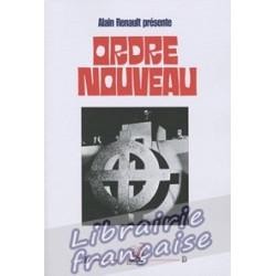 Ordre nouveau - Alain Renault