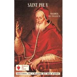 Saint Pie V- Vicomte de Falloux