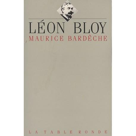 Maurice Bardèche - Léon Bloy