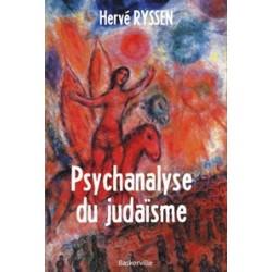 Psychanalyse du juydaïsme - Hervé Ryssen
