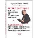 Lettres pastorales / Catéchisme - Mgr de Castro Mayer
