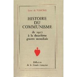 Histoire du Communisme - Léon de Poncins