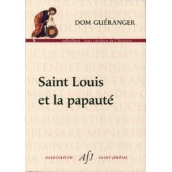 Saint Louis et la papauté - Dom Guéranger