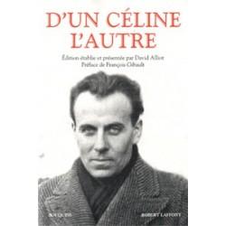 D'un Céline l'autre - David Alliot