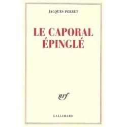 Le caporal épinglé - Jacques Perret