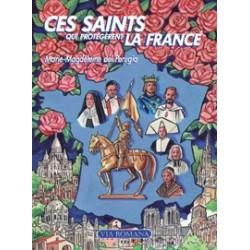 Ces saints qui protègent la France - Marie-Magdeleine del Perugia