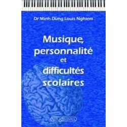 Musique, personnalité et difficultés scolaires - Dr Minh Louis Nghiêm